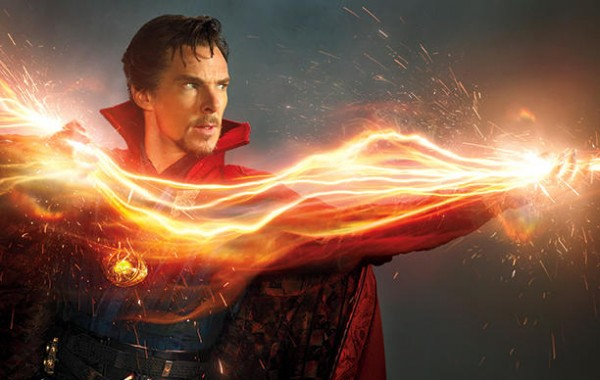 'Dr. Strange' visually stuns audience