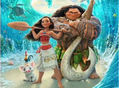 'Moana' creates big waves