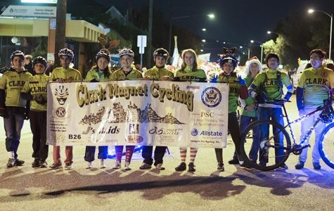 Clark students showcase the Christmas feel in Montrose at annual parade