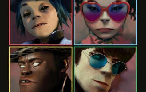 "Gorillaz make a stunning comeback with album ""Humanz"""