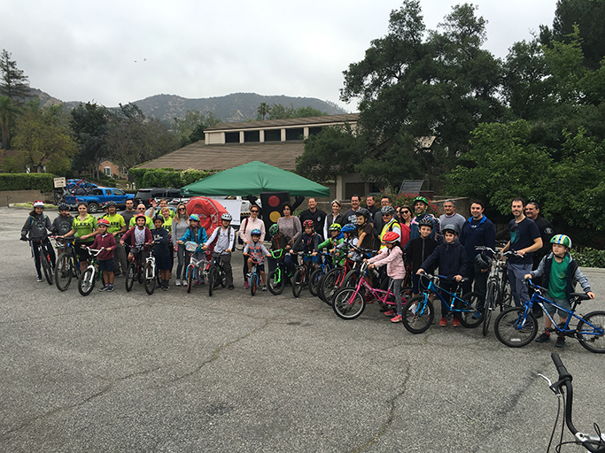 Clark+Bike+Club+helps+VW+Elementary+students+gain+experience+with+riding+to+school
