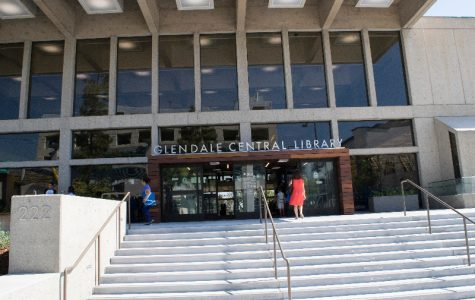Glendale Central Library unveils its new look