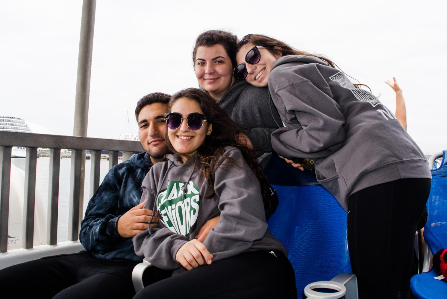 Seniors makes memories as their Clark school years comes to an end.