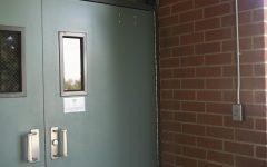 Clark adopts new front door security system