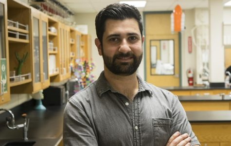 New teacher Mr. Yahiayan revamps Clark's science department