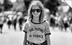 Feminism does not mean that the future is female