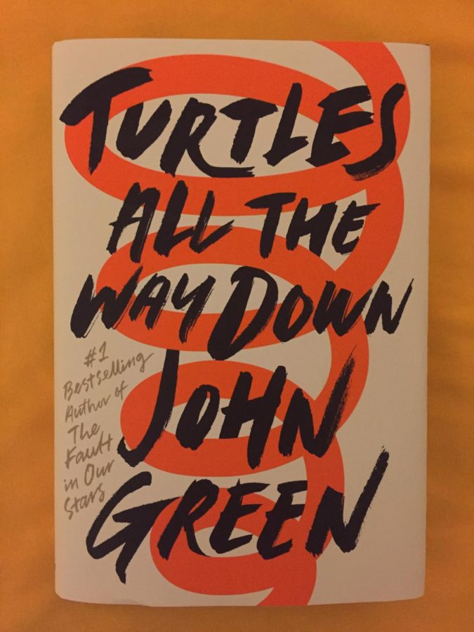 John Green returns to writing emotional stories with 'Turtles All the Way Down'