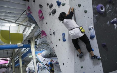 Climbing high and falling soft
