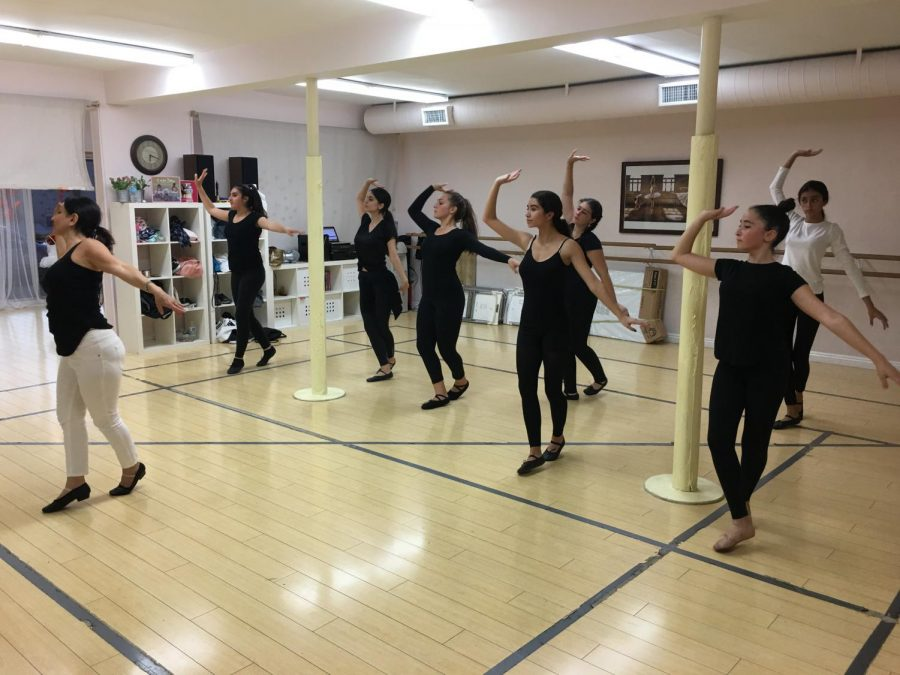 Armenian+dance+has+a+variety+of+different+movements.++