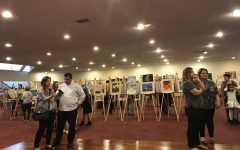 Local art exhibition sets a mood of different emotions