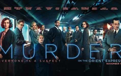 The theme of murder was portrayed in the poster, audiences knew what they were getting themselves into.