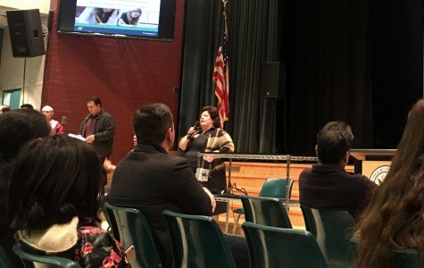 Clark's holds second annual AP parent night