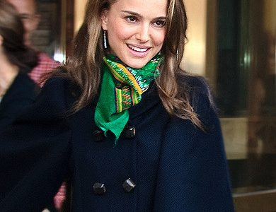 Natalie Portman. A leader of the #MeToo movement and the initiator of her controversial comments at the Golden Globes.