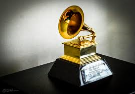 The iconic Grammy award.
