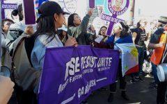 Marching moves society forward