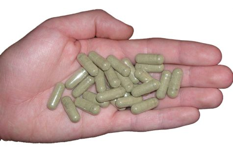 Kratom is commonly put into capsules for easy consumption.