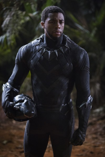 T'Challa also known as Black Panther