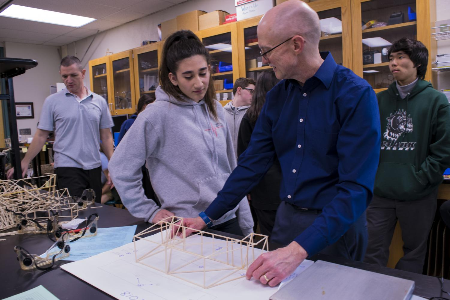 Mr. Gruss set many guidelines for bridges to qualify.