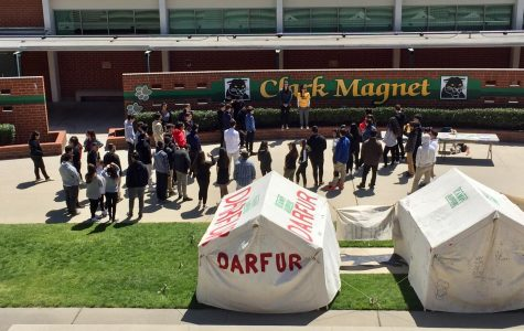 Camp Darfur returns to Clark to inform students about genocide