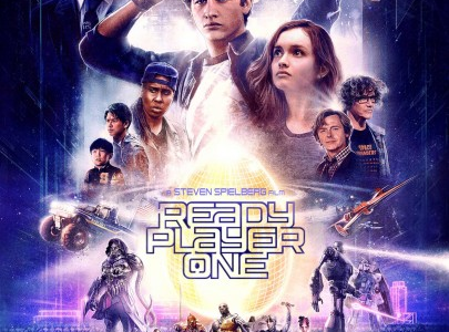 'Ready Player One' hits laughter and teaches lessons