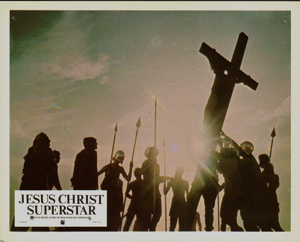 The rock opera Jesus Christ Superstar has been put on by many different casts in many different ways.