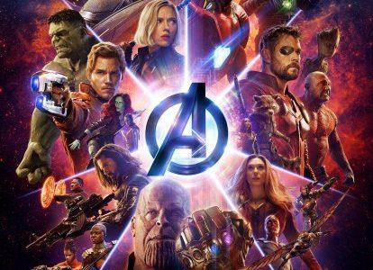 'Avengers: Infinity War' battles to the top