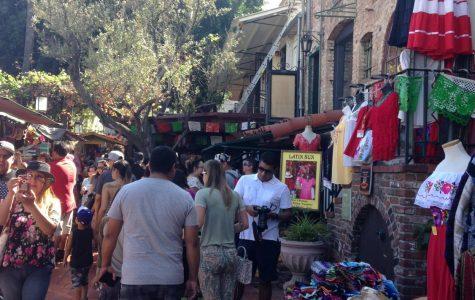 Annual Cinco de Mayo celebrations kick off on Olvera Street