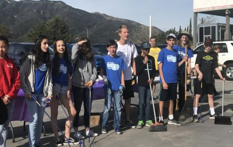 Cleaning our way down Foothill Boulevard to combat littering