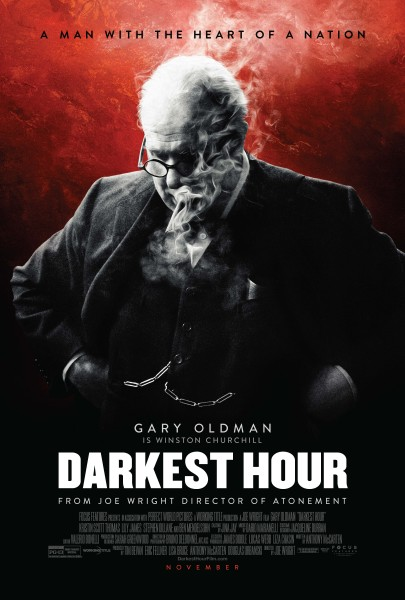 'Darkest Hour' shows the thoughts of a prime minister during an Axis of darkness