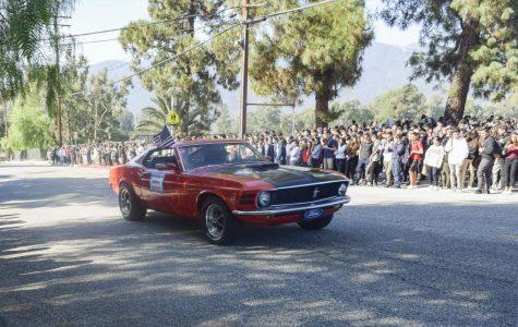 Motorcade honors 17th Anniversary of  9/11