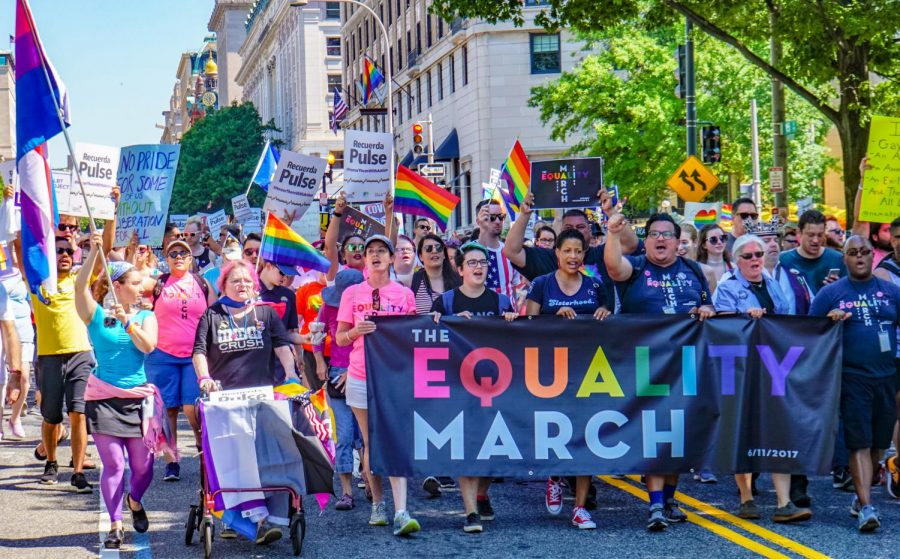 One way to speak up and spread awareness is to join marches.