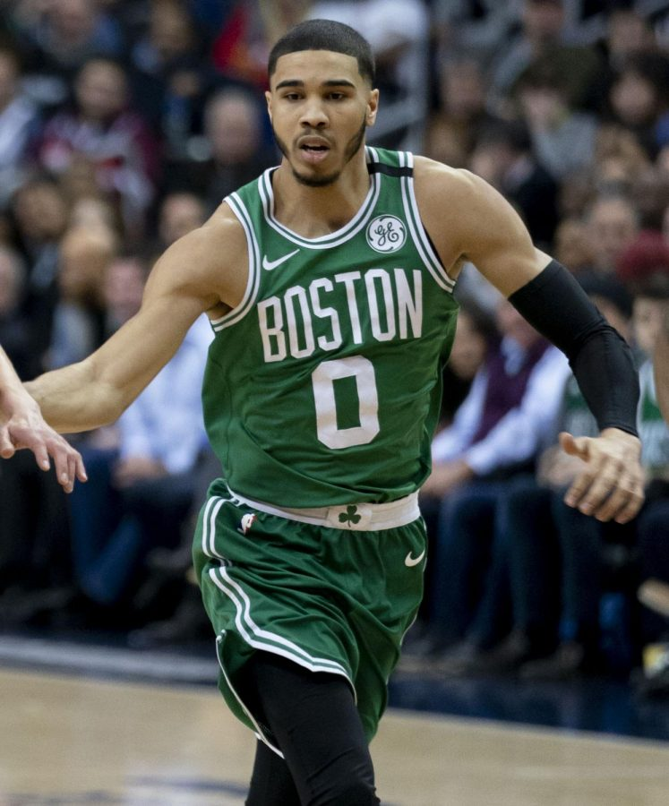Jayson Tatum looks to prove his star status this year.