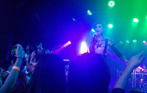 Black Veil Brides rocks West Hollywood's Roxy Theatre