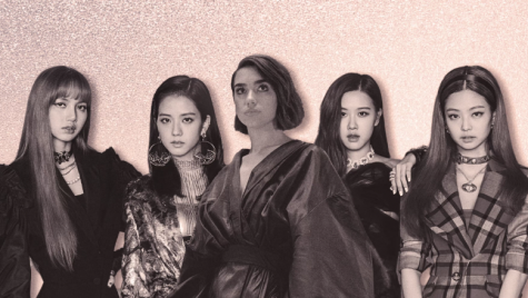 BLACKPINK collaborates with Dua Lipa