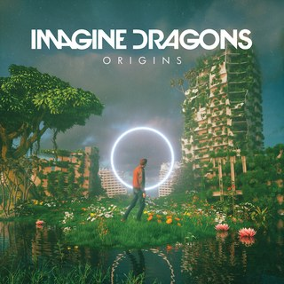The cover for Imagine Dragon's new album that was released Nov. 9.