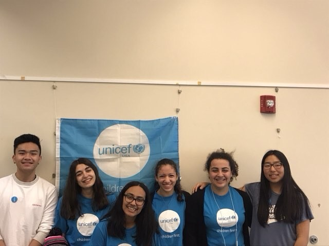 "Clark's UNICEF club gives back to the community with its first ""Children's Fest"""