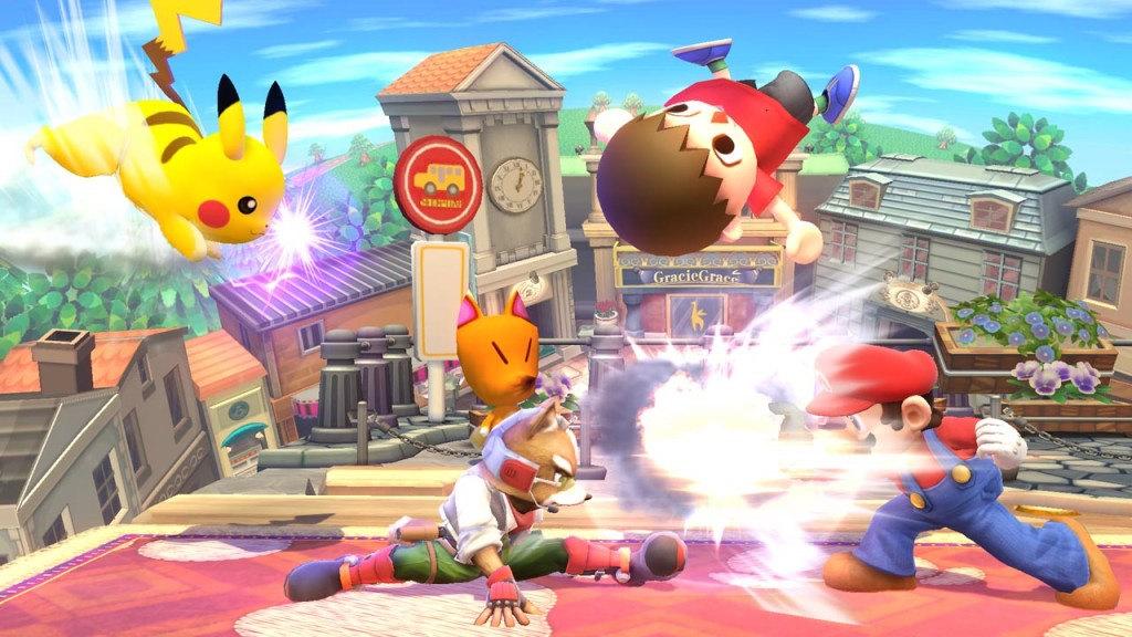 Super Smash Bros Ultimate numerous visual upgrades compared to its predecessors.