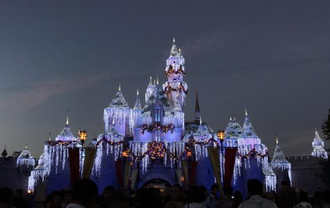 Seniors enjoy a magical day at Disneyland