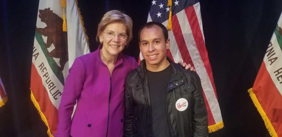 I+got+the+chance+to+take+a+picture+with+Senator+Warren+after+the+event.