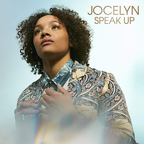 The cover art chosen for Jocelyn's new single