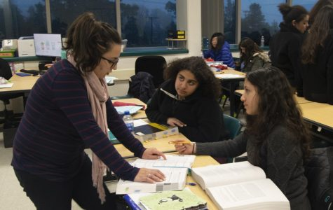 SAT preparatory class benefits juniors