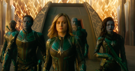'Captain Marvel' soars to new heights