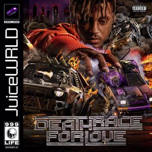 Juice WRLD newest album cover mimics the cover of a video game.