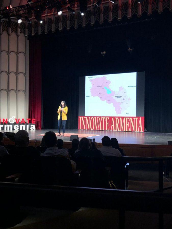 USC Innovate Armenia showcases Armenian Culture