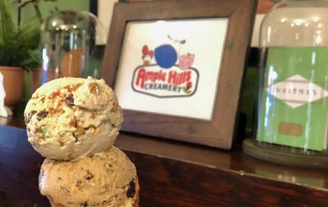 Ample Hills Creamery: a cozy spot for ice cream