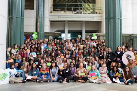 Clark Chronicle | WriteGirl organization gives teen girls