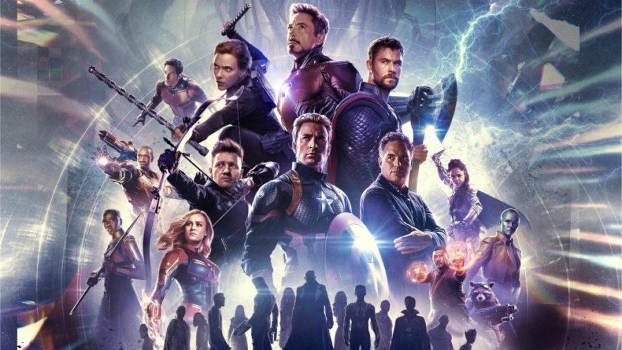 b7126c87c04fd Avengers: Endgame' brings the end of an era – Clark Chronicle