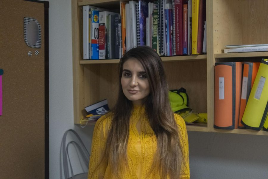 Having experience as a counselor for several years, new counselor Anna Margaryan looks forward to bringing her expertise to Clark and helping students plan their futures.
