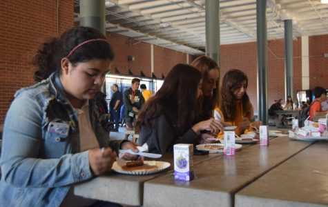 'Breakfast at Andy's': Welcoming another class of Clark panthers with pancakes