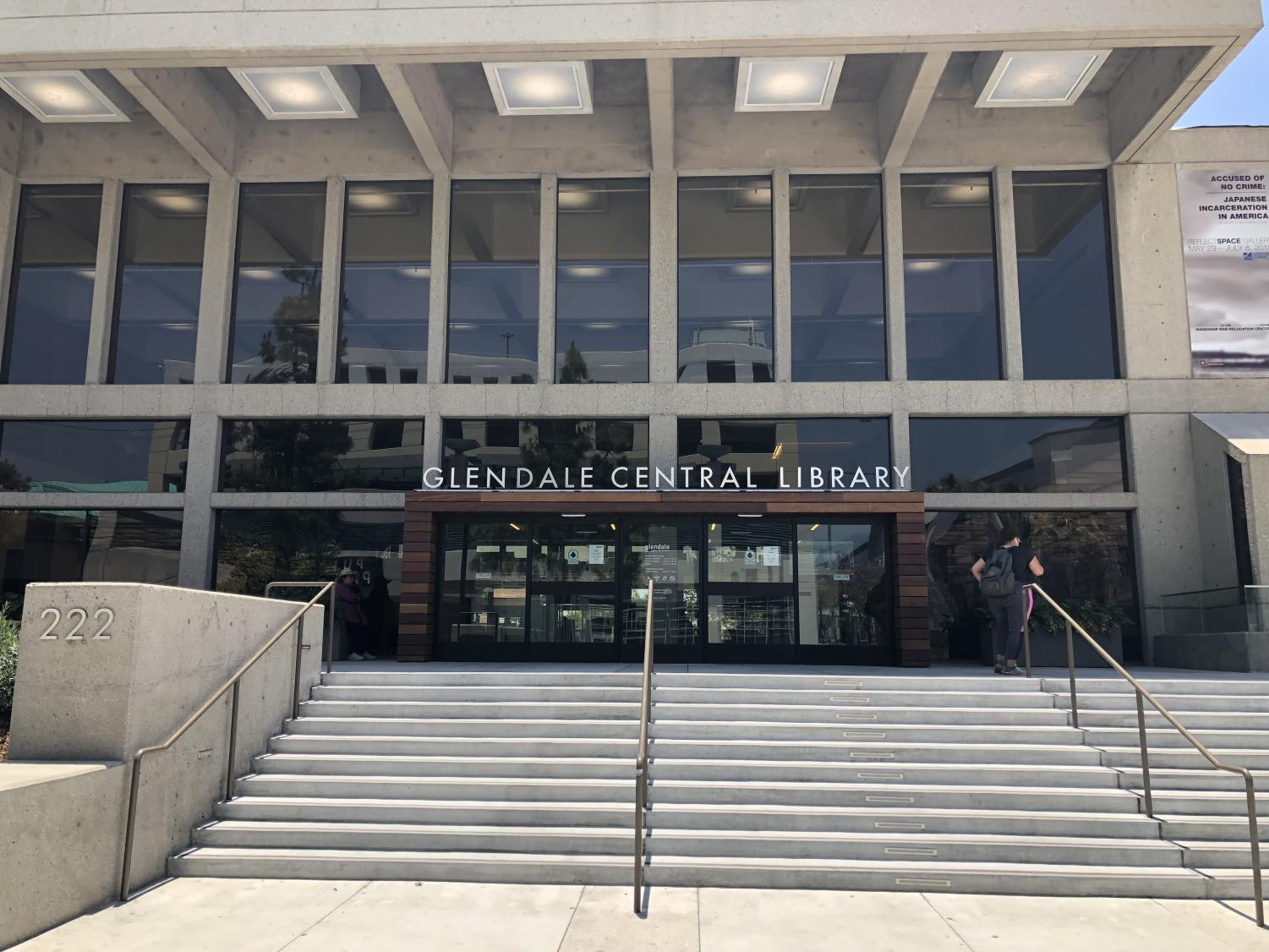 The second annual MakerFest was held at Glendale Central Library on Sept 21.